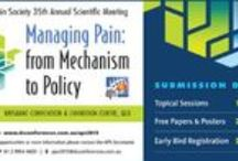 APS Conference 2015 / Australian Pain Society Annual Scientific Meeting 2015, Brisbane, QLD
