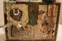 Art:  Cigar Boxes / Ideas for discarded cigar boxes / by Jean Cadman Smith