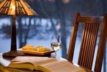 Medicine for the Soul / Geef mij een bed en een boek en ik ben gelukkig. ~Logan Persall Smith