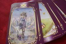 My Tarot / мои колоды и сделанные мной расклады