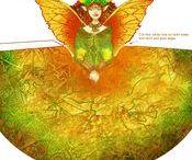 Free Printable Paper Dolls - Fairy / Free Printable Paper Dolls - Fairy - Elf - Queen - Princess