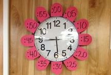 Telling Time - Clock Activities / Telling time activities and anchor charts