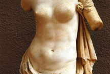 Antique Statuary: Aphrodite