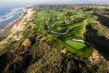 Golf / Beautiful golf courses around the world