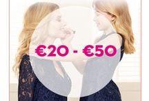 #LUCKYMOM - cadeaus 20€ - 50€ / Maak van je mama een #LuckyMom en schenk haar een leuk cadeautje van ICI PARIS XL. Bij ons vind je geschenken voor ieders budget.