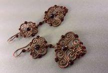 My wire jewelry