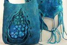 Crafts:  Bags, Felted / Felted Bags of all kinds