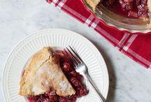 pies and tarts.