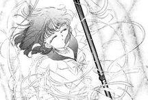 sailor moon manga scans / by Kara s