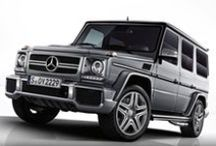 """Mercedes-Benz G63 AMG - Review / """"Under the hood the G63 AMG is a veritable monster."""" What about the rest of this new 2013 Mercedes #FastCars"""