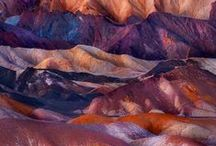 Landscape: Mountain & Rock / by Sentient Cabbage