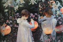 Favourites: Painting / #art #painting #oil #watercolour #acrylic #gouache
