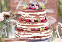 Wedding Cakes, BIG & small :)