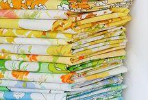 Sy og strikk / Ideer til sy- og strikkeprosjekter