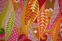 Fabric prints patterns / by Kaz lyford