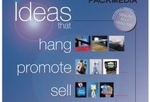 PackMedia - Do-It® Hang Tabs / Merchandising Solution