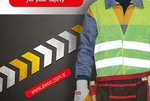 Awon iş güvenlik malzemeleri osman kavuncu bulvarı no 151 Kayseri/TURKEY / Awon safety equipment