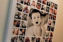 Framing & printing your photos / It is all to common that we don't do ANYTHING with our digital images...so here are a few ideas to inspire you.