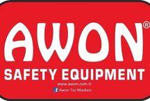 Awon iş güvenlik ürünleri Kayseri/ TÜRKİYE www.awon.com.tr / www.awon.com.tr
