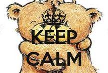 #KEEP CALM / Just Keep Calm