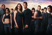 #Divergent~Insurgent~Allegiant~Resurgent