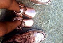 Rose Gold Kicks