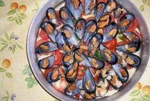 My recipes and others / Sono ricette di cucina tradizionale italiana  pubblicate sul mio blog :          fuocoinvista@myblog.it