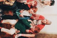 """BTS / """"Do you know why the rainbow has 7 colors? Because Bangtan has seven members.""""    - Taehyung (4th Muster 2018)"""