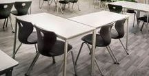 Schools and Classroom Projects / Flooring looks for your classrooms and school.