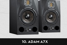 Top 10 Studio Monitors / Looking for a new set of studio monitors? Here's our expert rundown of 10 great studio monitors you should check out...