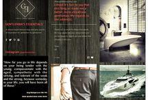 Gentleman's Essentials Pix / Essential random pictures