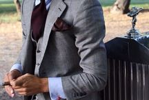 Gentleman's Fashion / All about mens fashion... / by GentlemansEssentials
