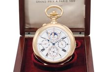 Gentleman's Watches / Watched / by GentlemansEssentials