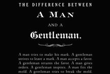 Gentleman's Quotes / Quotes / by Gentlemans Essentials