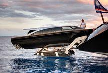Gentleman's Boats / Boats Yachts  / by Gentlemans Essentials