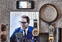 Gentleman's Essentials Style Guide / by Gentleman's Essentials