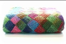 {blankets} {knit&crochet}