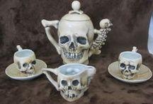 Skulls and stuff / null