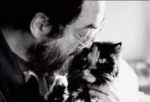 Famous cat lovers