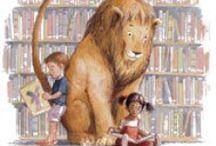 Algunos de mi biblioteca infantil / Libros infantiles y juveniles que tengo y que me gustan para conocer, disfrutar, ver, leer y compartir. Y también para aprender.