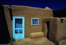Adobe and Cob houses / by creador1966