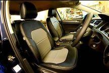 VW-GolfⅦ Comfortline Interior