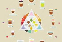infographics / most of them culinary.