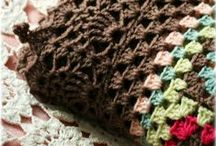Crochet edging/borders