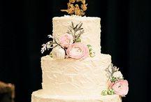 [ wedding cakes ]