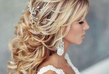 [ wedding hair + makeup ]