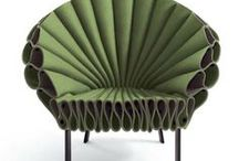 Have a Seat - The Jungle  / Chairs, Arm-chairs, Sofà, Pouf, Benches