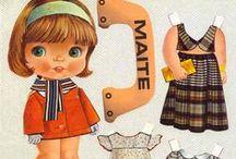 Paper Dolls 1