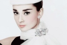 ♥Audrey♥ / A person whom I deeply admire / by Michelle S.