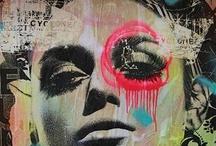 Graffiti/Street Art / by Michelle S.